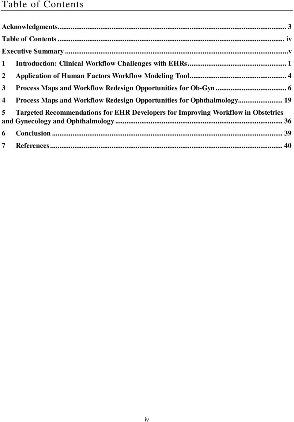 .. 4 3 Process Maps and Workflow Redesign Opportunities for Ob-Gyn.