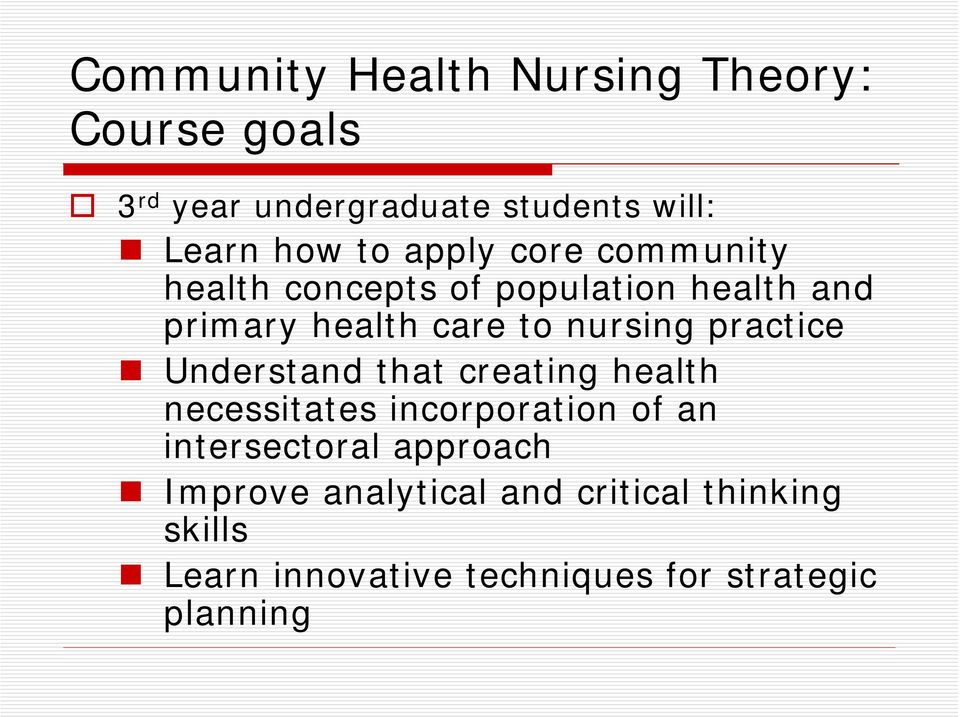 critical thinking theories in nursing