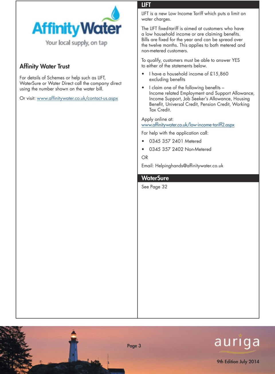 help with water and energy bills - pdf