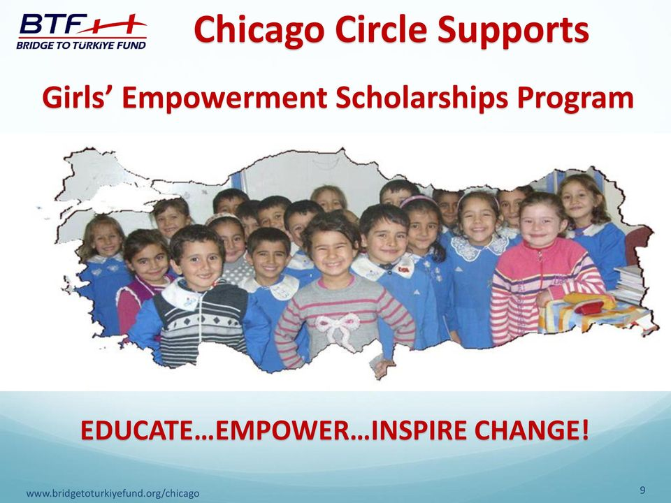 Scholarships Program