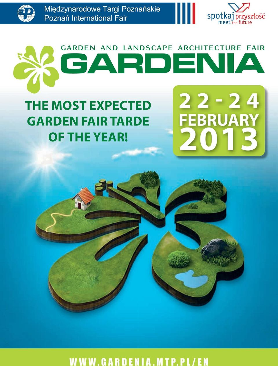 EXPECTED GARDEN FAIR TARDE OF