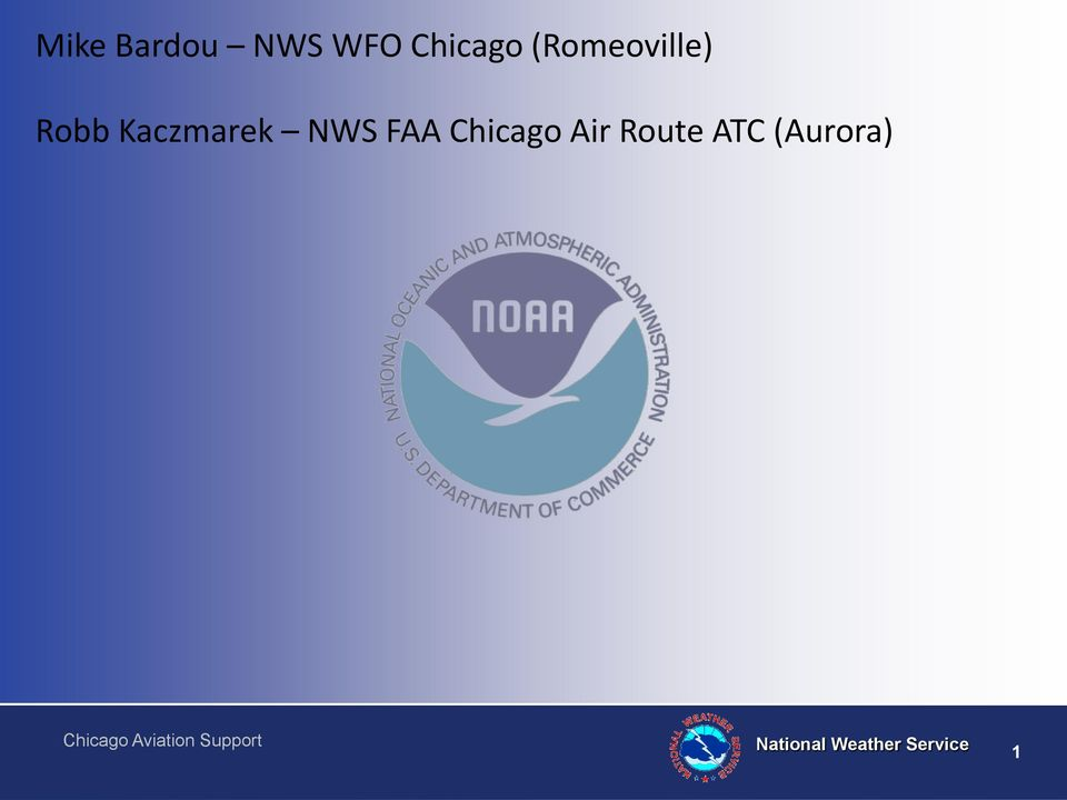 Chicago Air Route ATC (Aurora)