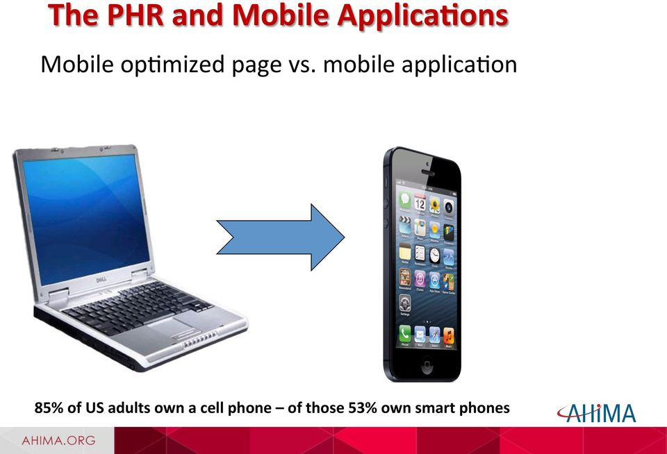 mobile applicamon 85% of US adults