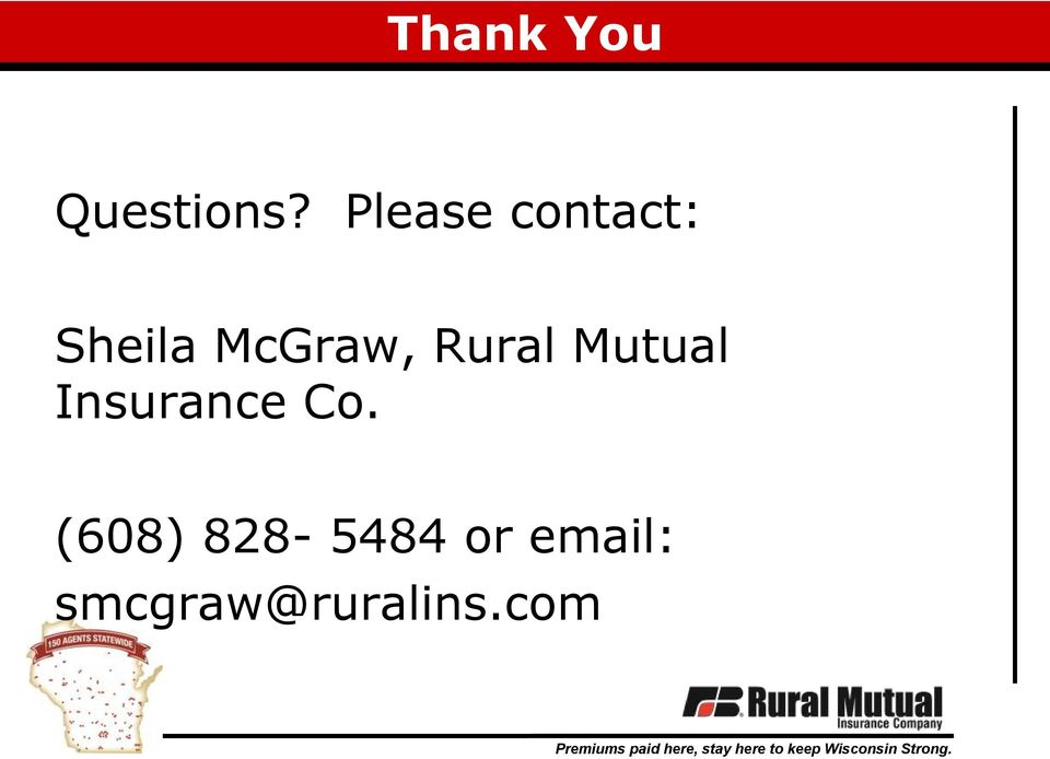 Rural Mutual Insurance Co.