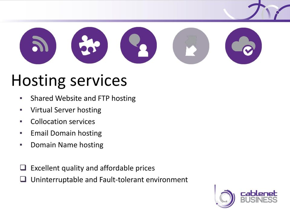 Domain hosting Domain Name hosting Excellent quality