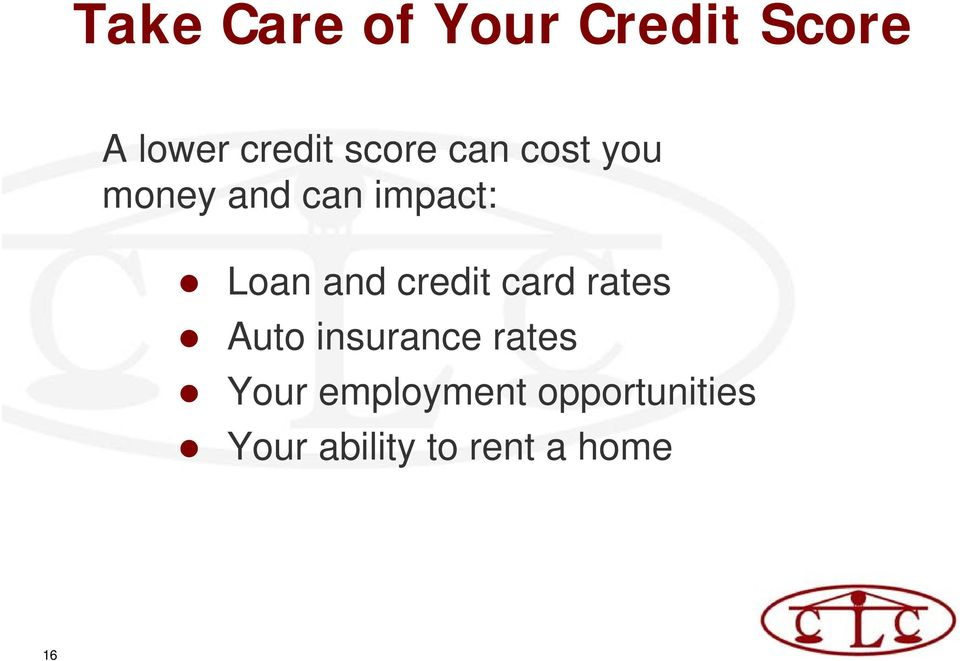 and credit card rates Auto insurance rates Your