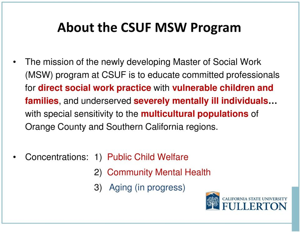 csuf msw personal statement