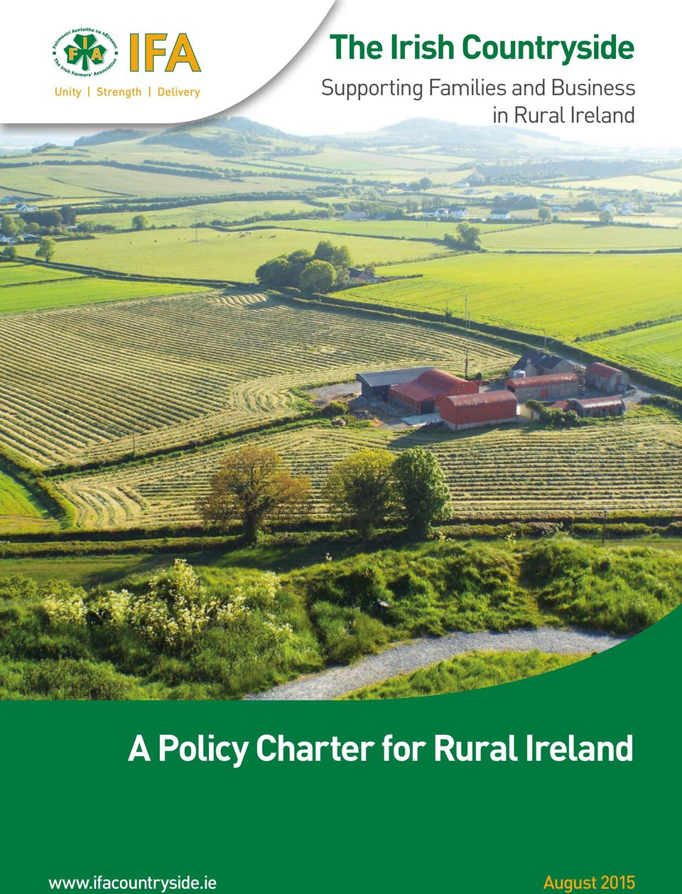 Ireland A Policy Charter for Rural