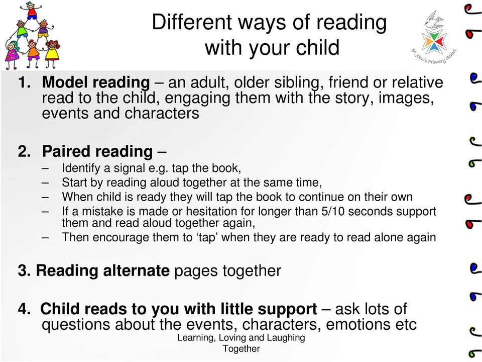 Paired reading