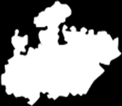 6.2. Bhopal 6.2.1. Madhya Pradesh Madhya Pradesh (MP) is the one of the largest states in India.