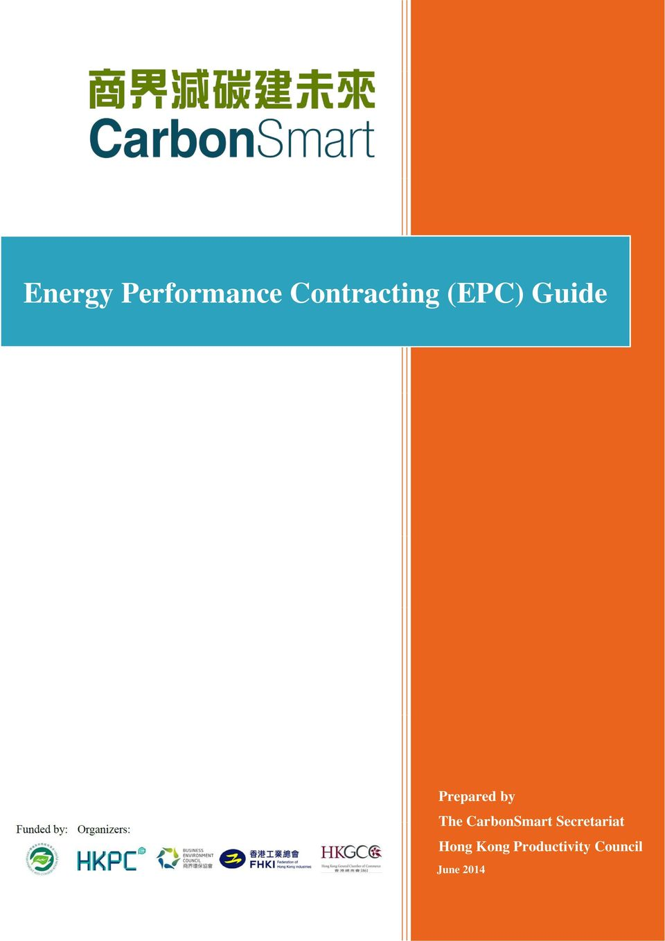 GUIDEBOOK Prepared by The CarbonSmart