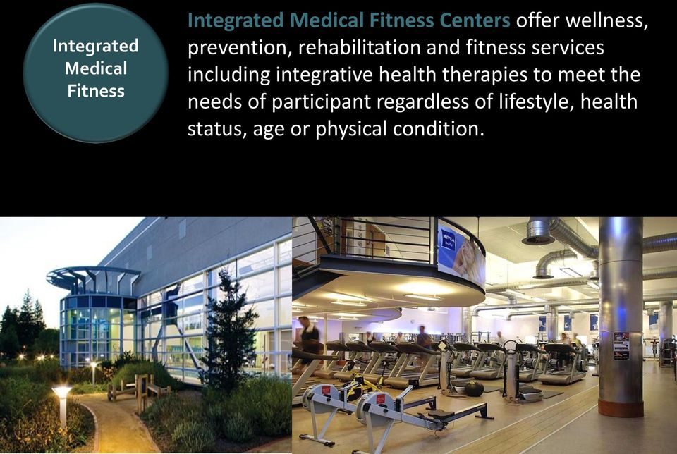 including integrative health therapies to meet the needs of