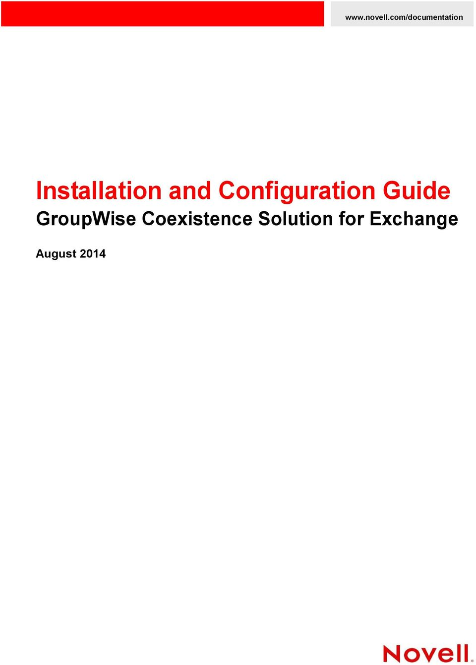 and Configuration Guide