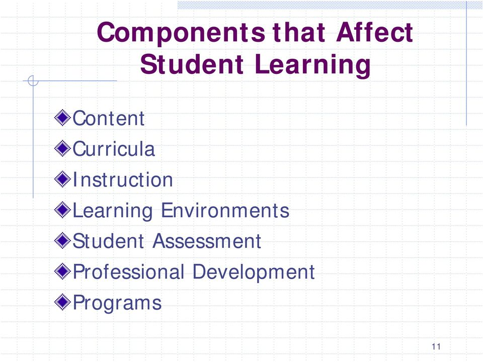 Instruction Learning Environments