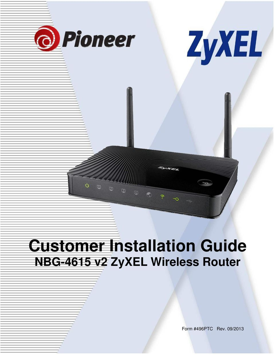 ZyXEL Wireless Router