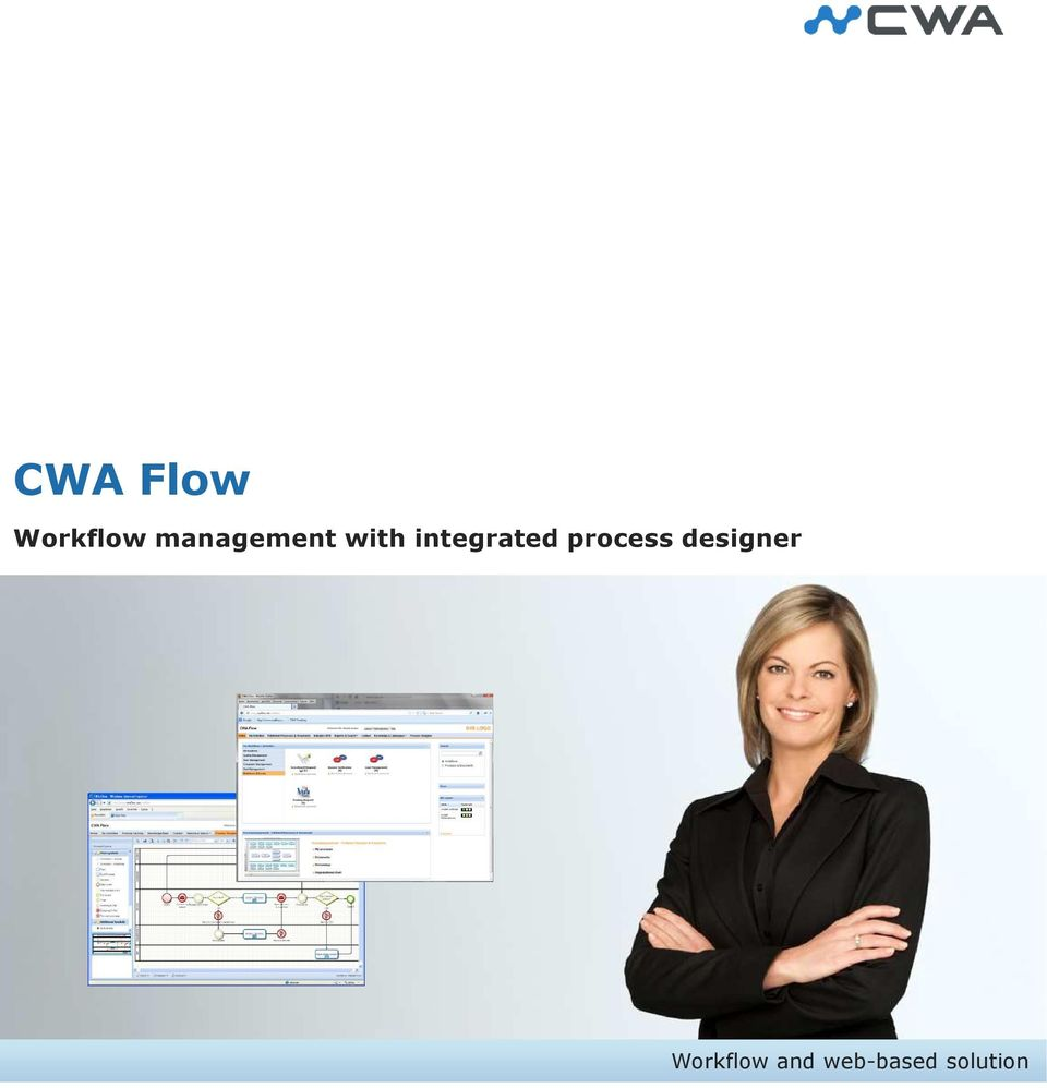 Flow Workflow management with integrated process