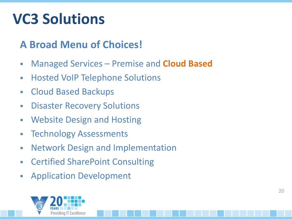 Cloud Based Backups Disaster Recovery Solutions Website Design and Hosting