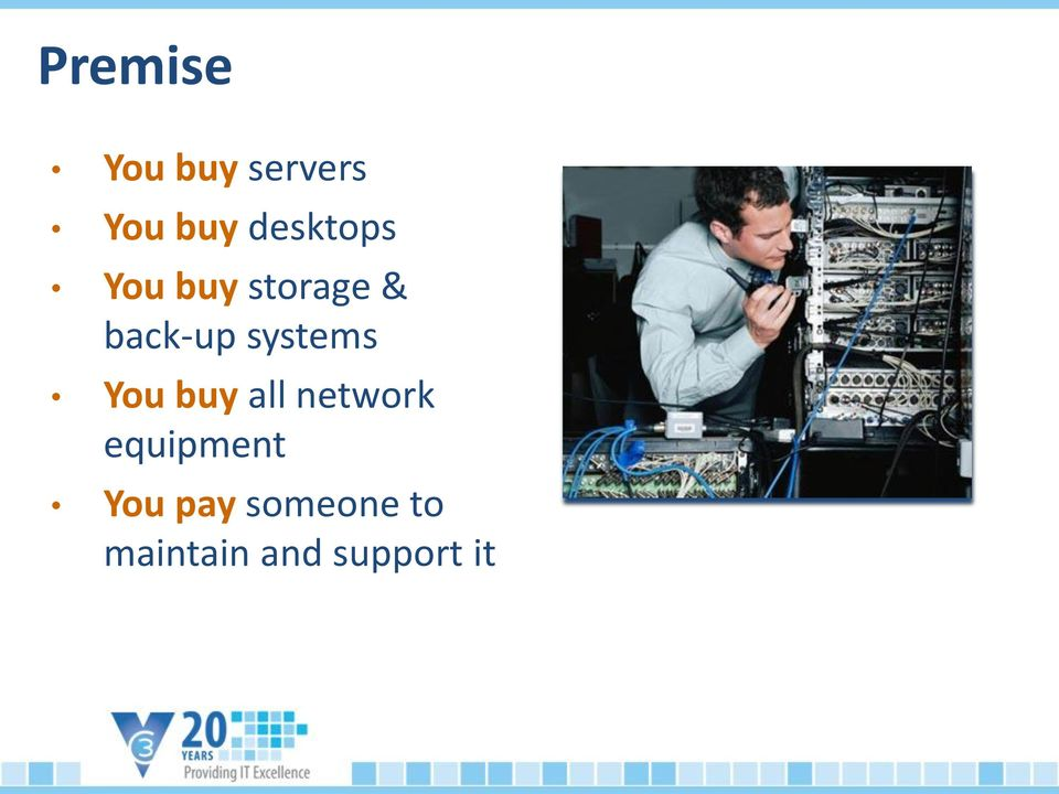 systems You buy all network