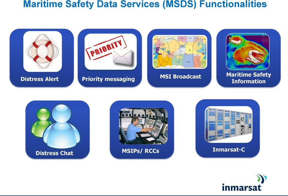 messaging MSI Broadcast Maritime Safety