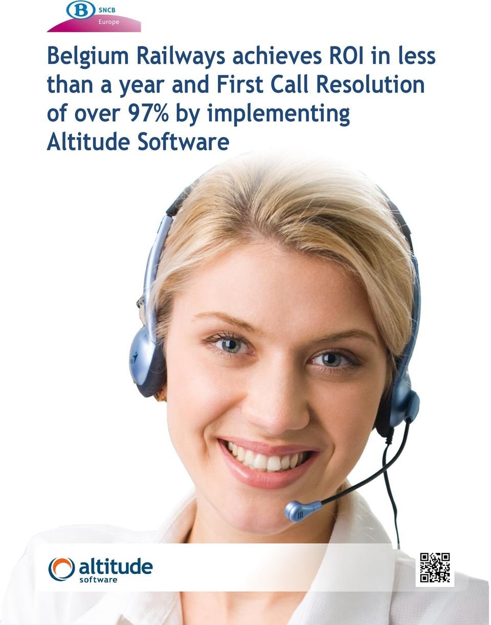 and First Call Resolution