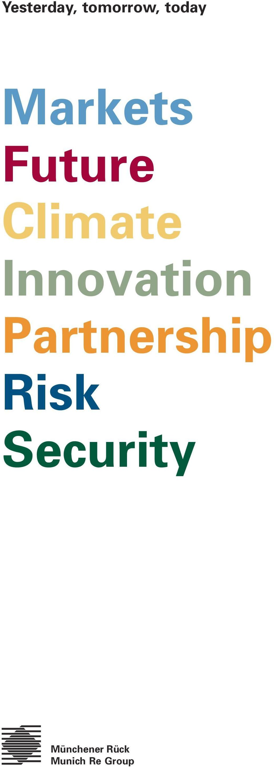 Innovation Partnership Risk