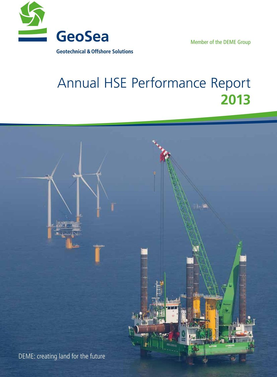 Performance Report 2013