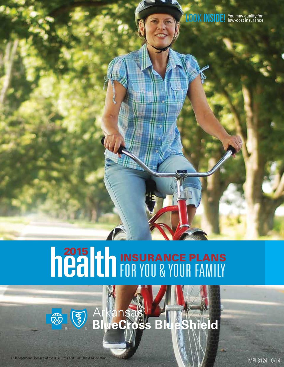 2015 healthinsurance PLANS FOR YOU & YOUR