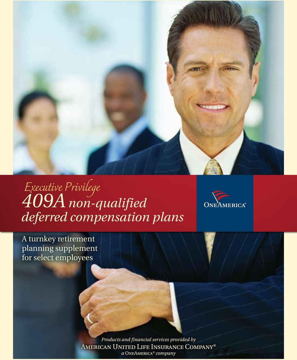 supplement for select employees Products and financial
