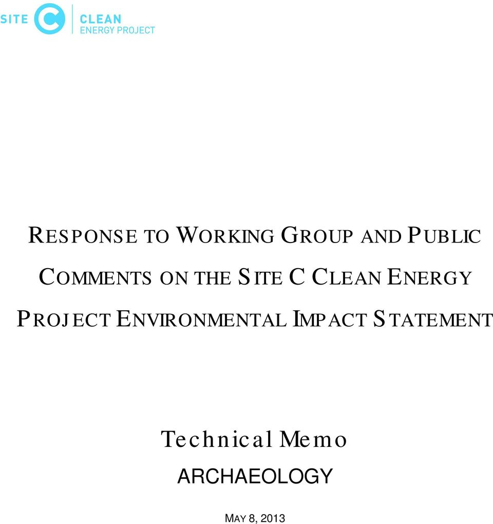 ROJECT ENVIRONMENTAL IMP ACT S