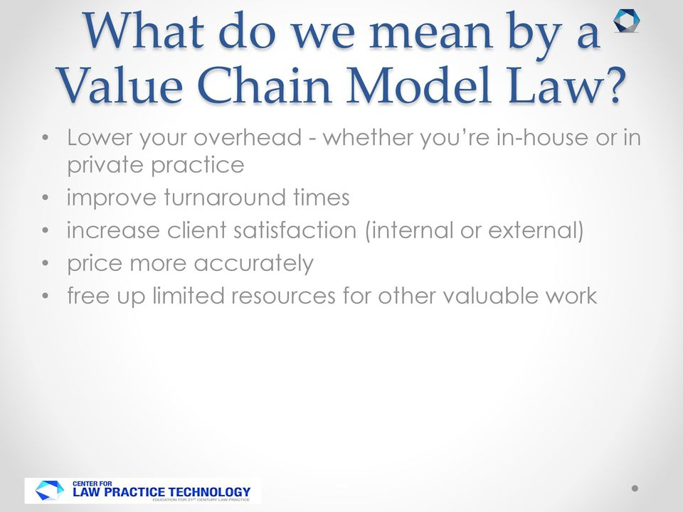 practice improve turnaround times increase client satisfaction