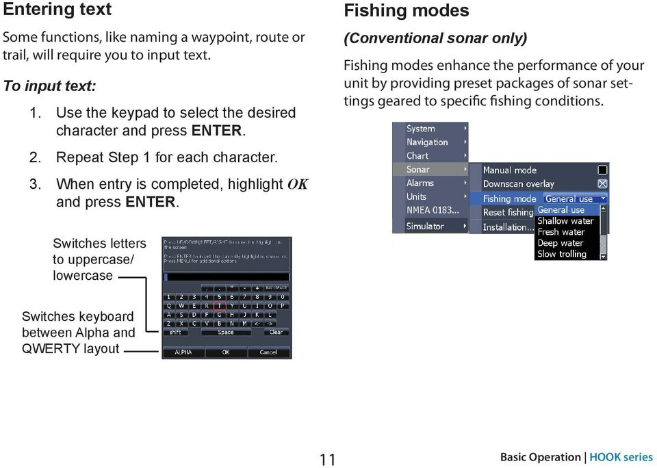 HOOK Series  Operation manual  lowrance com ENGLISH HOOK-4