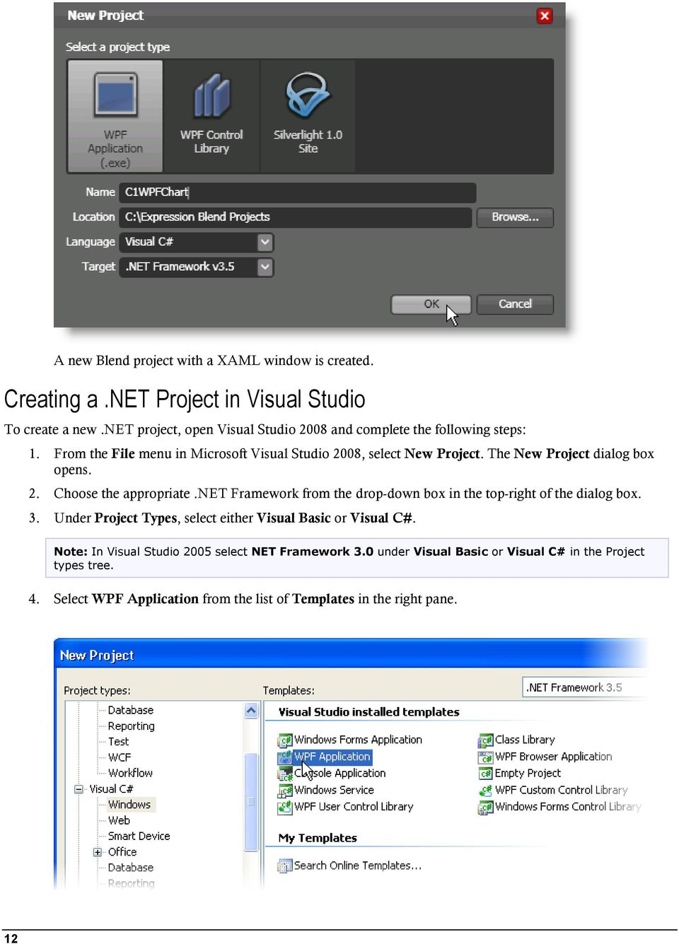 forms vs wpf