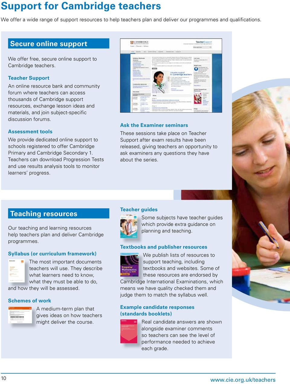 Scheme of work Cambridge IGCSE World Literature (0408) Overview This scheme of work provides ideas about how to construct and deliver a course.