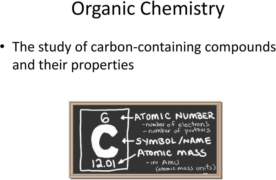 carbon-containing