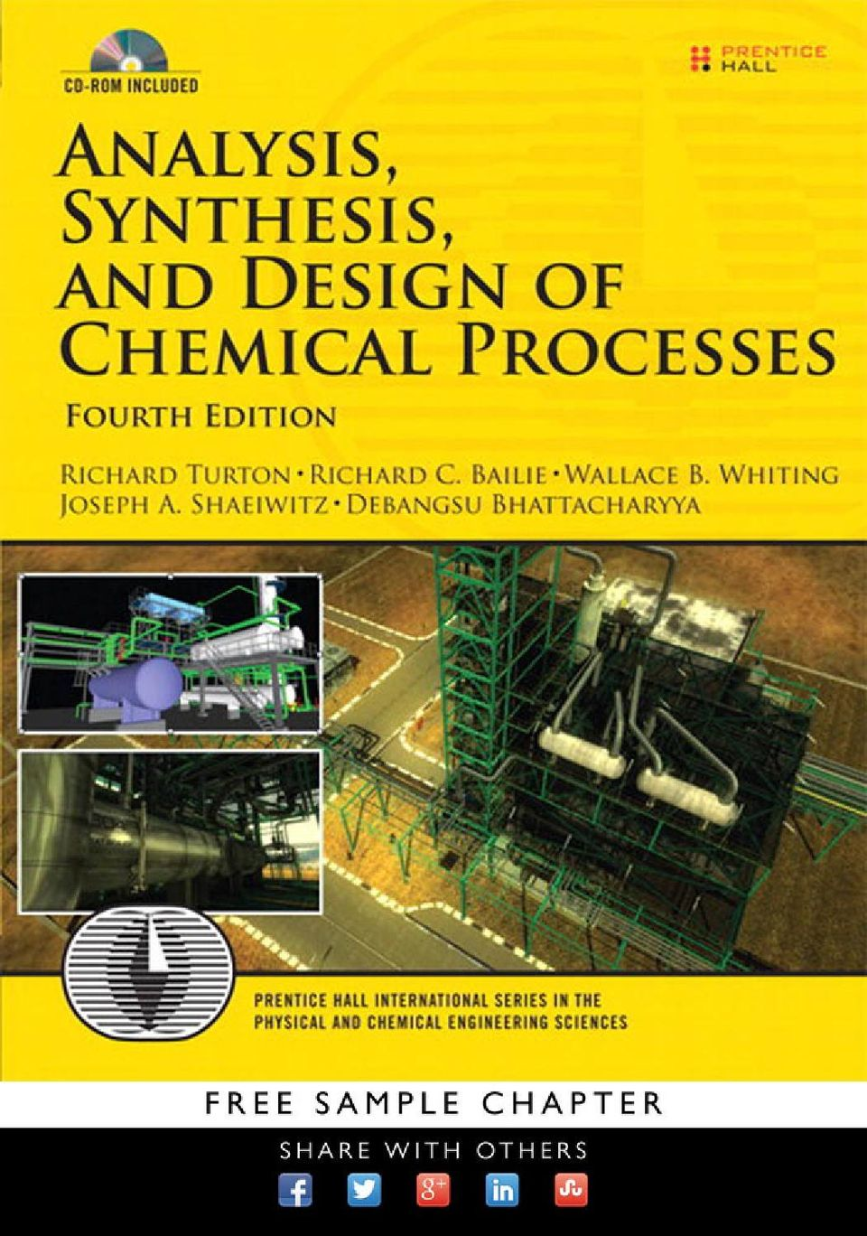 2 Analysis, Synthesis, and Design of Chemical Processes Fourth Edition