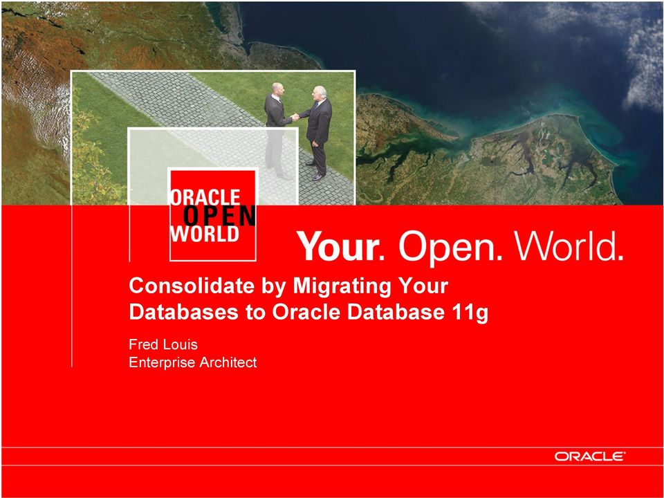 Databases to Oracle