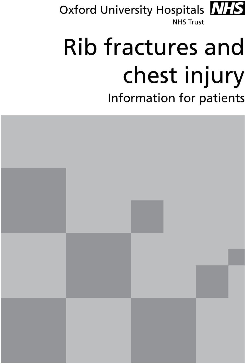 fractures and chest