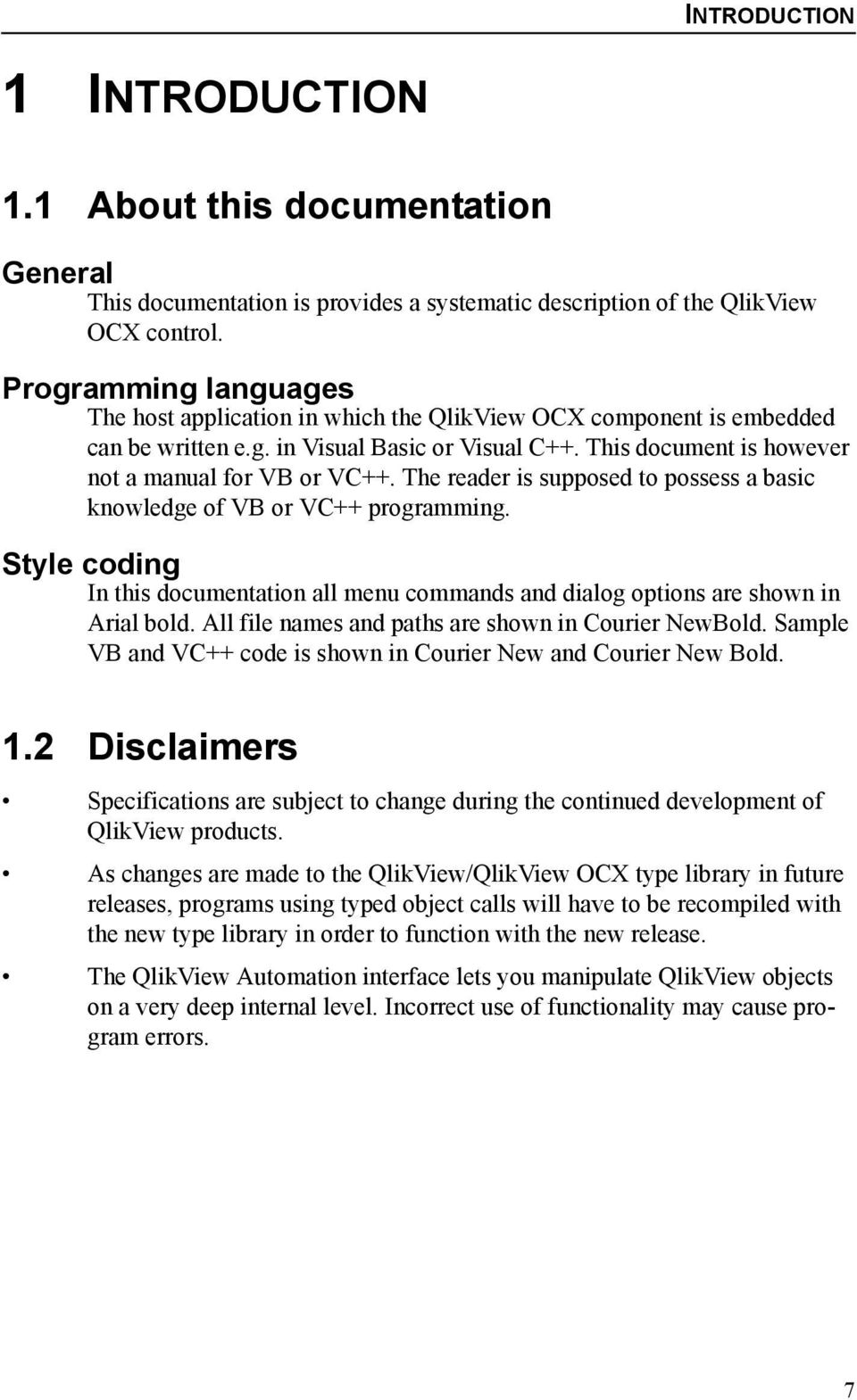 Ocx Reference Manual Version 9 0 For Microsoft Windows Second