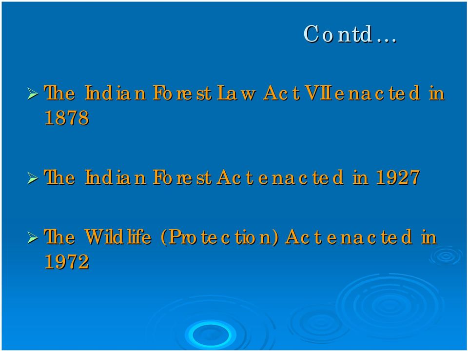 indian forest act 1878