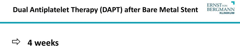 Therapy (DAPT)