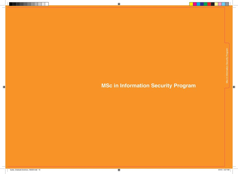 Security Program
