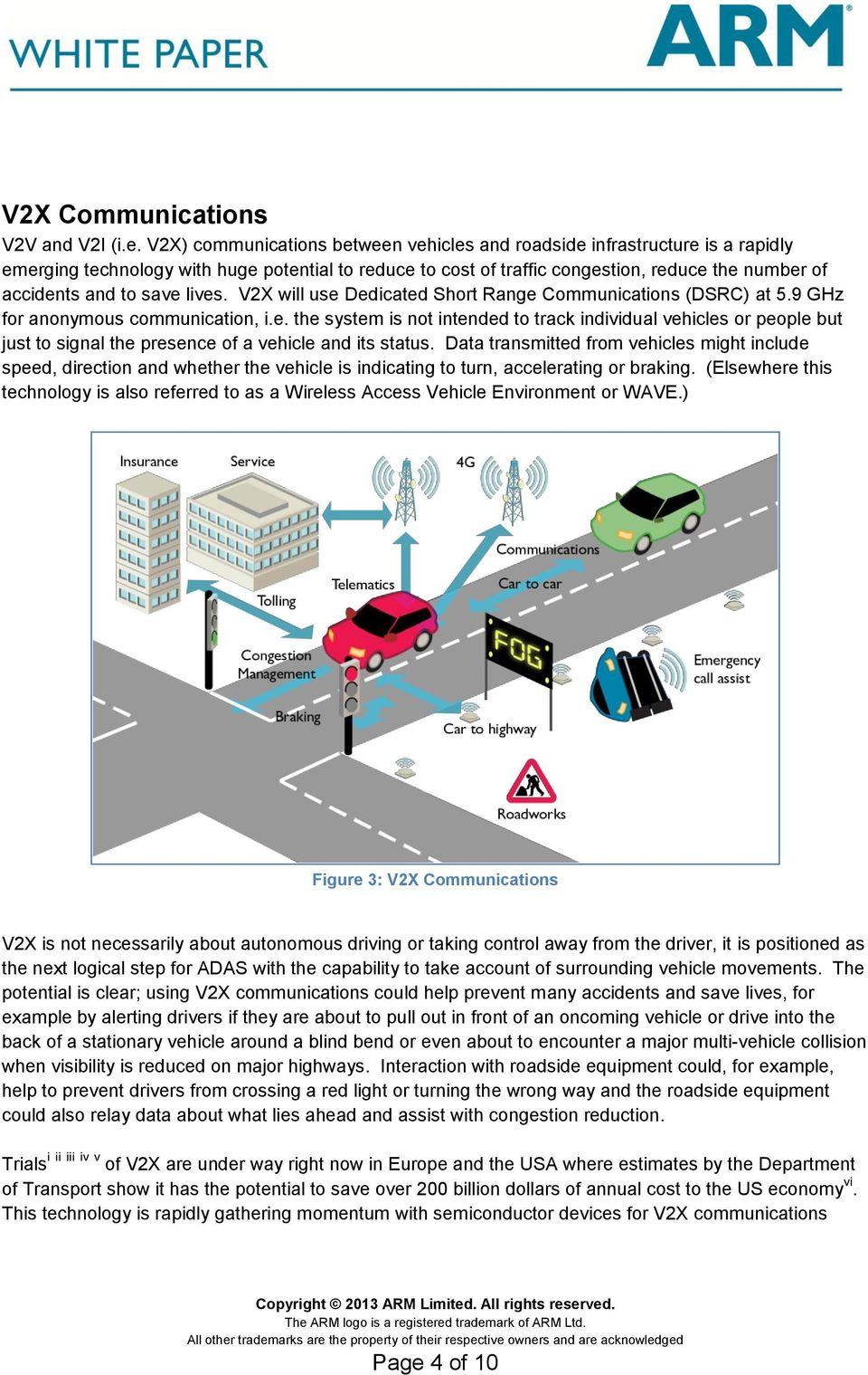 Driving with ARMv8-R Architecture - PDF