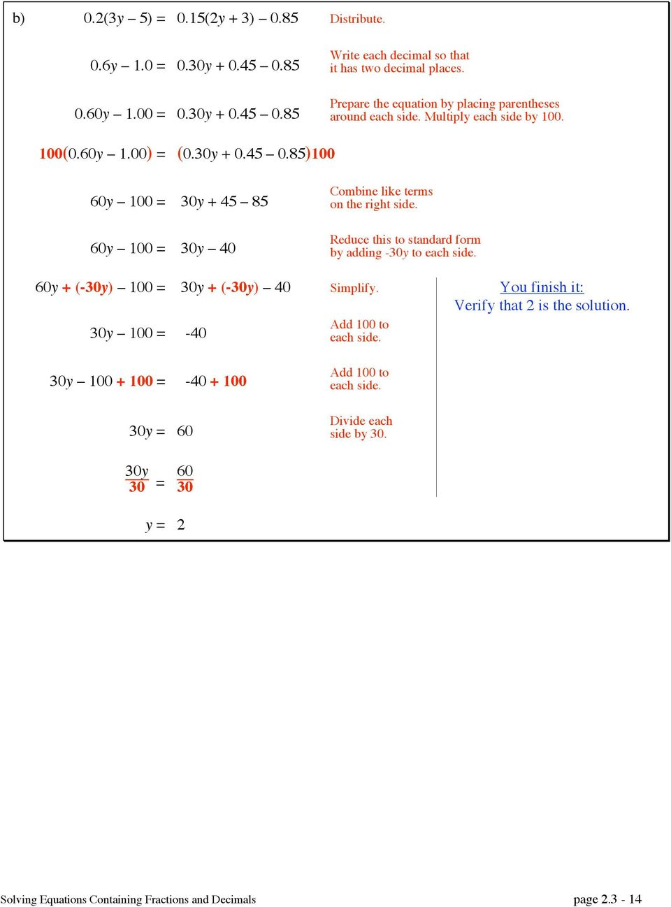 Combining like terms worksheet doc