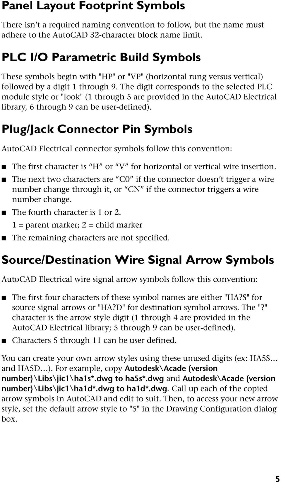 Autocad Electrical Symbol Libraries Pdf
