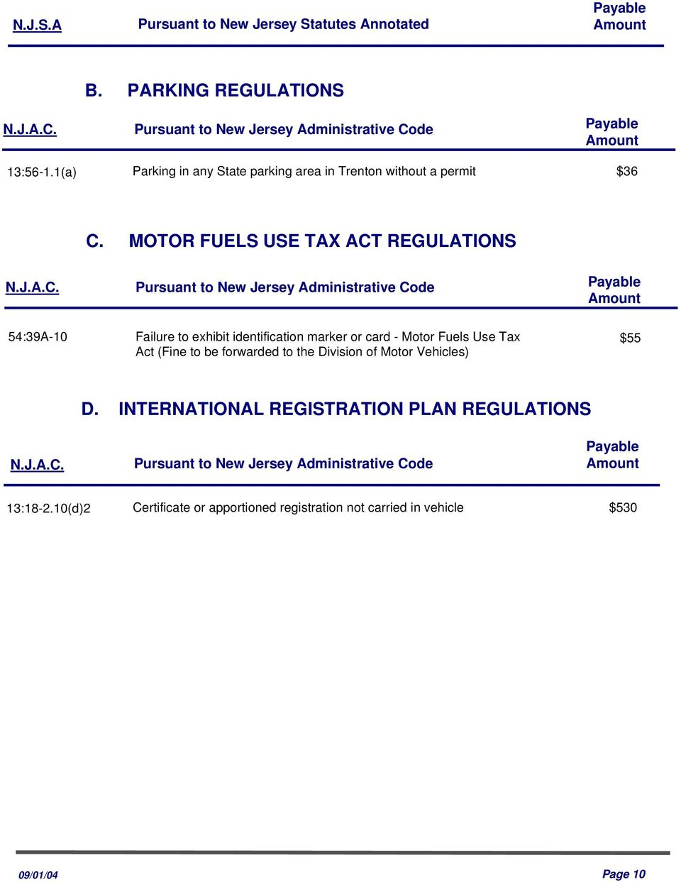 MOTOR FUELS USE TAX ACT