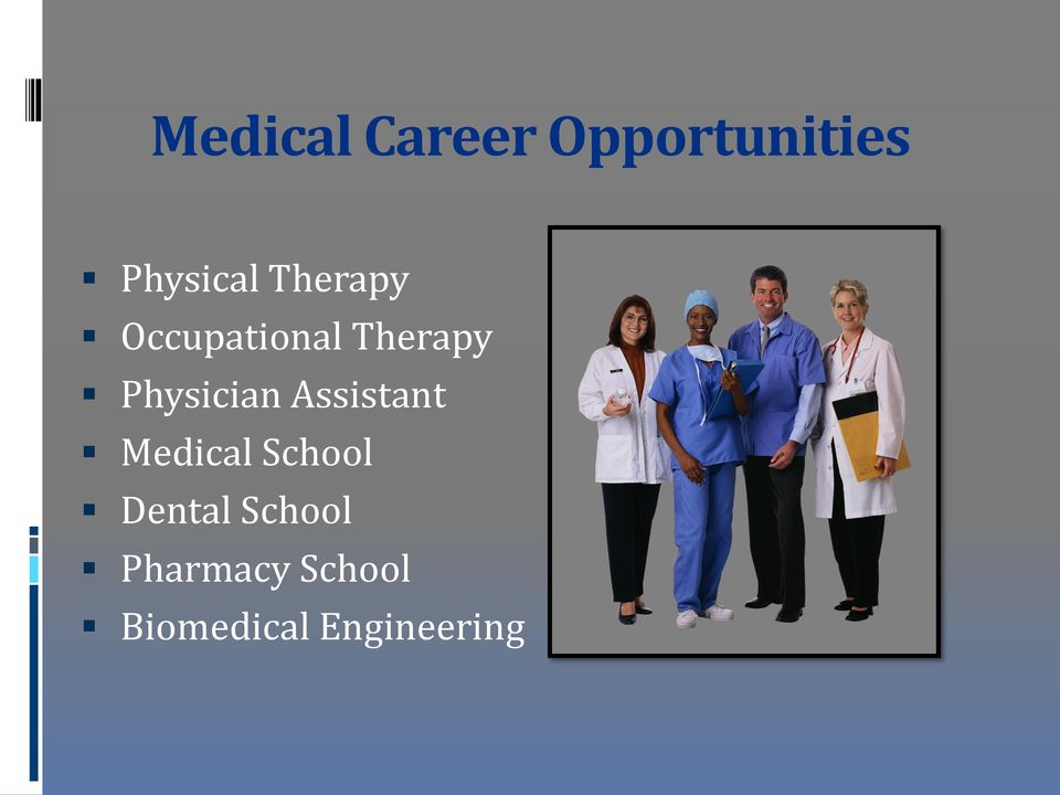 Assistant Medical School Dental School