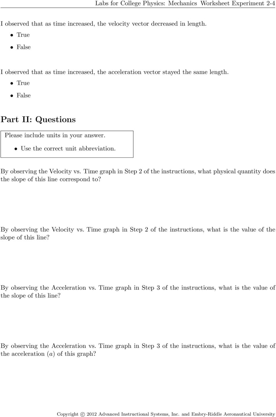 Speed And Velocity Worksheet Katinabags – Displacement Velocity and Acceleration Worksheet
