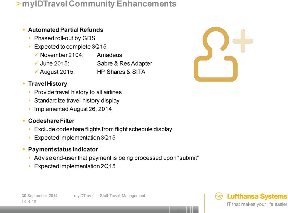 history display Implemented August 26, 2014 Codeshare Filter Exclude codeshare flights from flight schedule display Expected