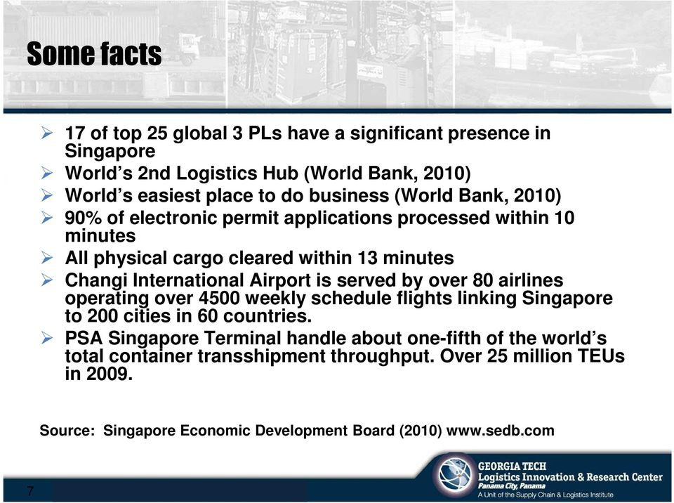 airlines operating over 4500 weekly schedule flights linking Singapore to 200 cities in 60 countries.