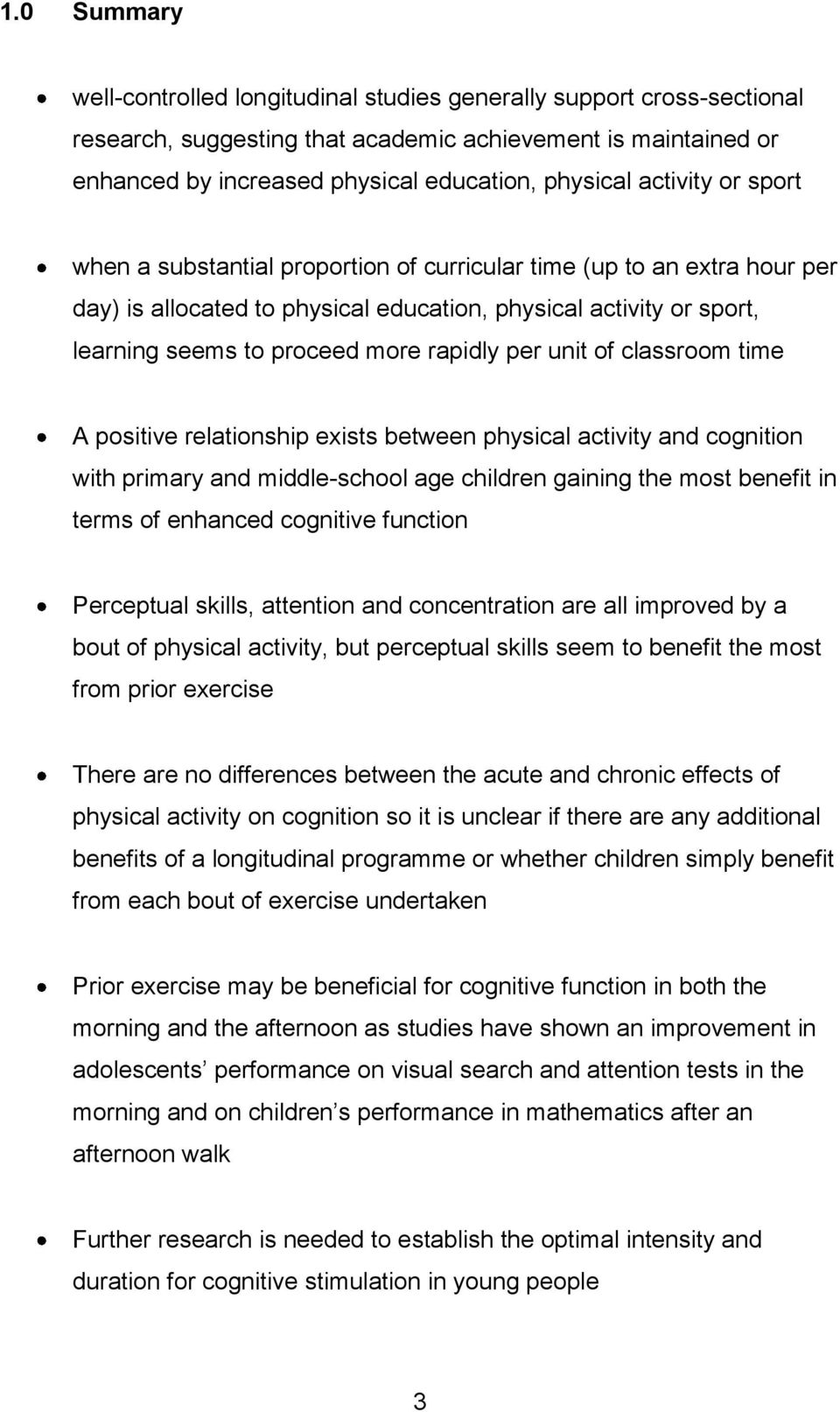 A research study on the correlation between physical activity and cognitive functioning and academic
